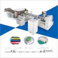PP - PE - ABS Thick Board Production Line