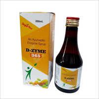 200 ml Ayurvedic Enzyme Syrup