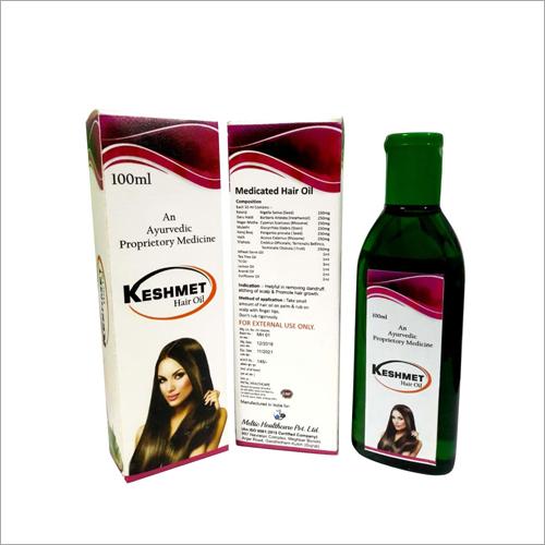 100 ml Keshmet Hair Oil