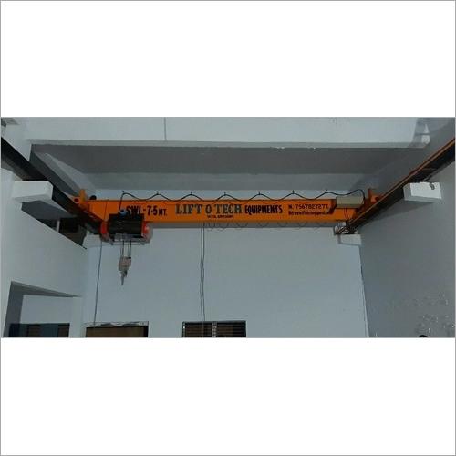 Eot Crane Application: Lifting Material & Loading Unloading