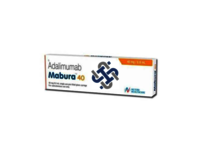 Mabura Adalimumab 40mg Injection