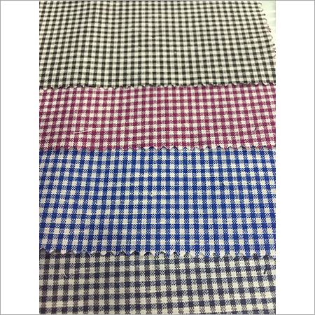 Pc Top Dyed Checks