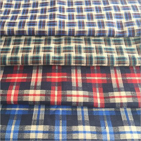 Textile Shirting Fabric