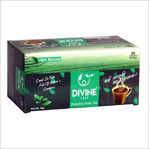 Darjeeling Green Herbal Tea