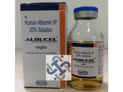 Albucel Albumin 20% Injection