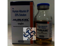 albumin-20 albucel-injection