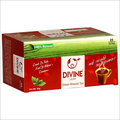Green Masala Tea