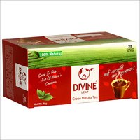 Organic Green Masala Tea