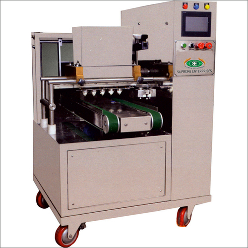 Semi Automatic Cookies Dropper Machine
