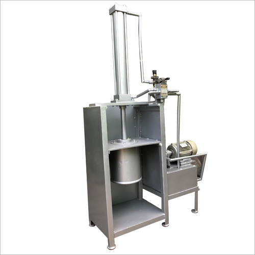 Ghee Stainer Machine