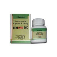 Temcad Temozolomide 250mg Capsule