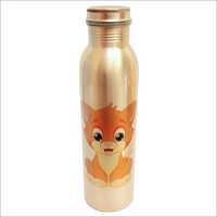 900ml Pure Copper Water Bottle
