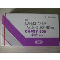 Capsy Capecitabine 500mg Tablets