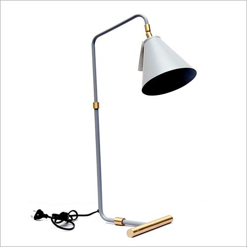 Metal Standing Floor Lamp