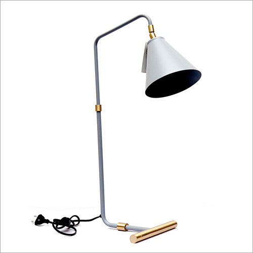 Metal Standing Floor Lamp