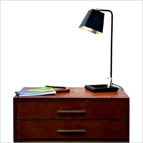 Black Study Lamp