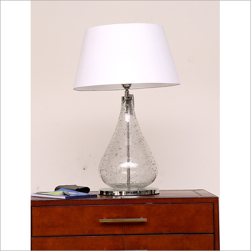 Designer Glass Table Lamp