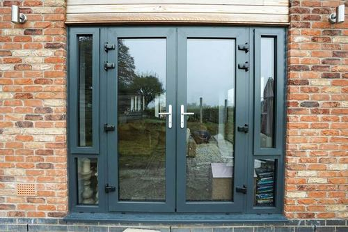 Aluminium French Window