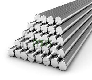 Aluminium Round Rod