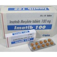 Imatib Imatinib Mesylate 100mg Tablet
