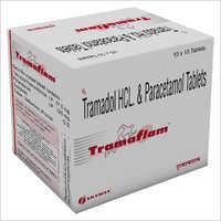 TramadolHCL Paracetamol Tablets