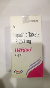 Herduo Lapatinib 250mg Tablet