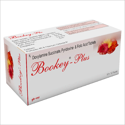 Doxylamine with Pyridoxine & Folic Acid Tablets