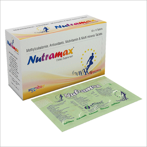 Methylcobalamin  Antioxidants  Multivitamin And Multi Mineral Tablets