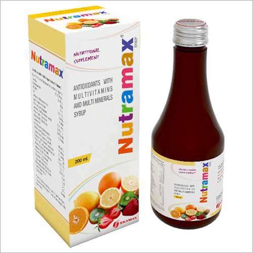 Multivitamins Syrup