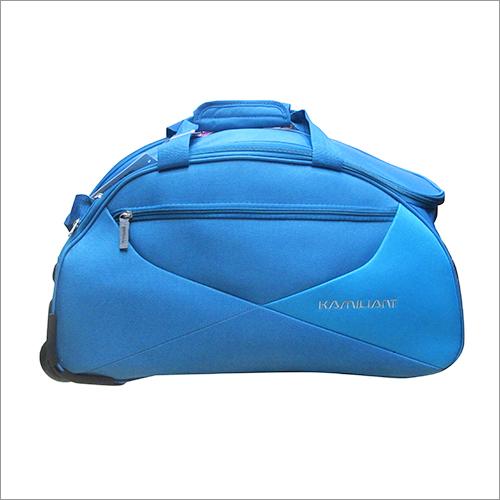 Rolling Wheeled Duffle Bag