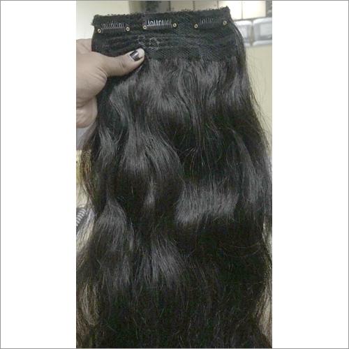 Wavy Hair Weft