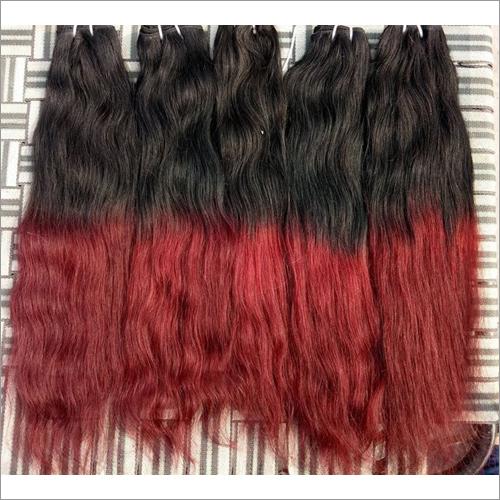 Double Tone Human Hair