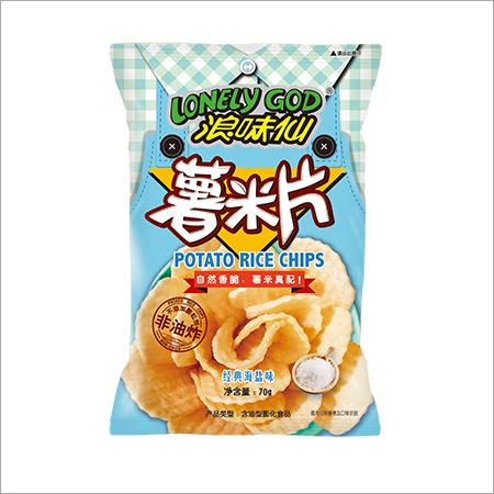 Patato Rice Chips