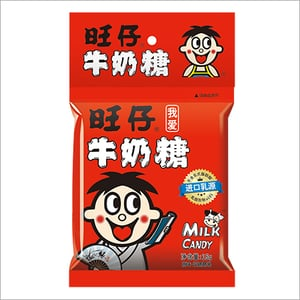 Milk Chewy Candy