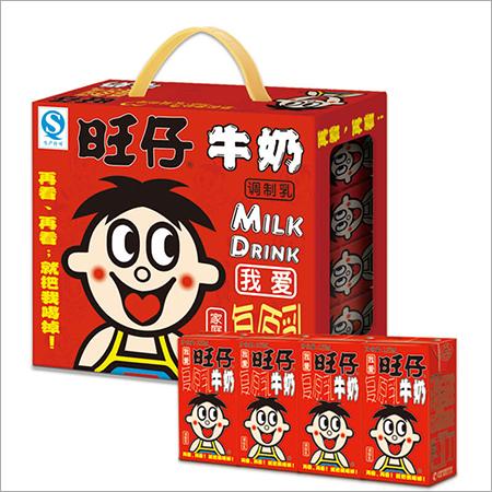 Hot Kid Milk Beverage