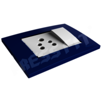 Press Fit Palazzo Modular Switch Plate