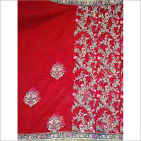 Ladies Heavy Embroidered Saree