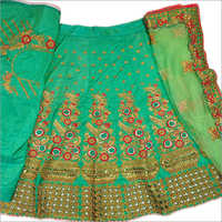 Ladies Designer Wedding Lehenga