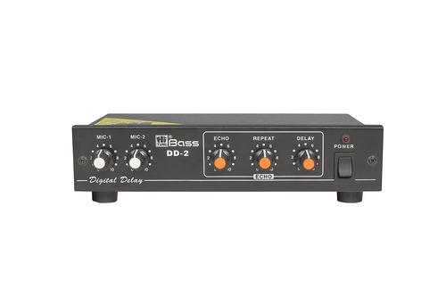 PA Preamplifier Echo Mixer