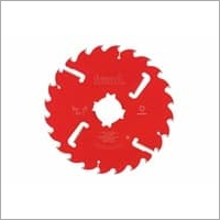 Multiripping saw blades with rakers LM0