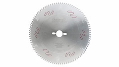 Saw blades to cut Bilaminated Panels