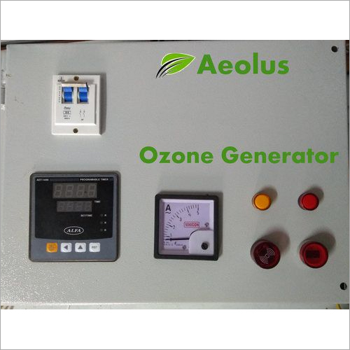 Ozone generators in Hospitals & Healthcare industries Manufacturer