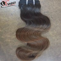 Ombre Color Human Hair