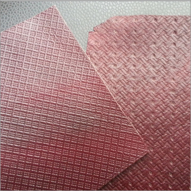 Colored Upholstery Leather