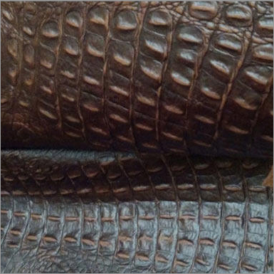 Dark Brown Upholstery Leather