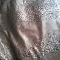 Colored Upholstery Leather Material