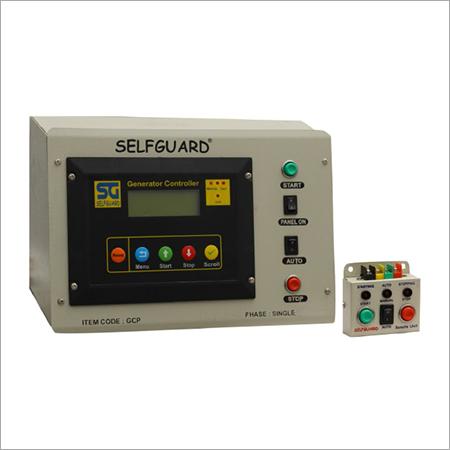 Generator Control unit and Auto Start Auto stop unit with Remote