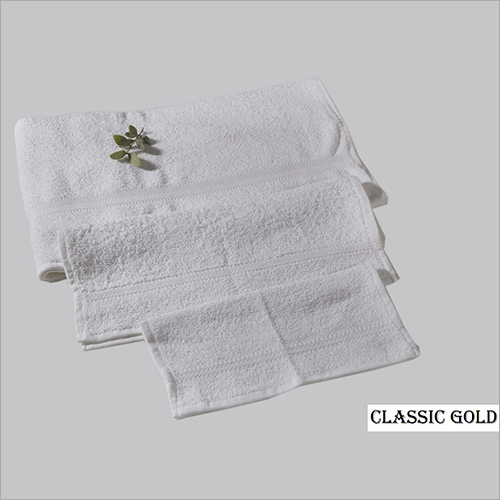 Luxury Terry Bath Towels