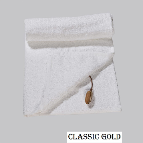 Cotton Luxury Terry Bath Towels