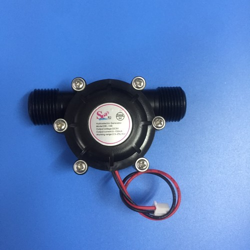 Water Flow Hall Sensor